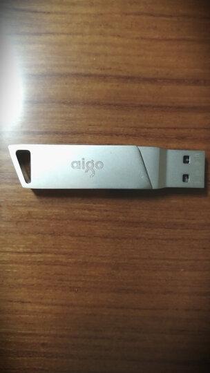 爱国者(aigo)128GB Lightning USB3.0 USB3.0 苹果U盘 U360 金色 苹果官方MFI认证 手机电脑两用 晒单图