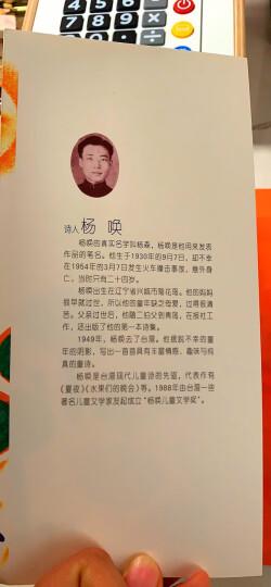 杨唤童话诗画/台湾儿童文学馆精品童诗 晒单图