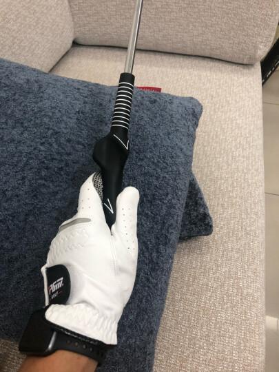 PGM 高尔夫球手套 男士羊皮手套 单只 透气防滑 有双手 左手24码 晒单图