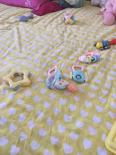 贝恩施 婴儿摇铃牙胶手摇铃宝宝新生婴儿玩具0-3-6-12个月幼儿0-1岁益智玩具B225 晒单图