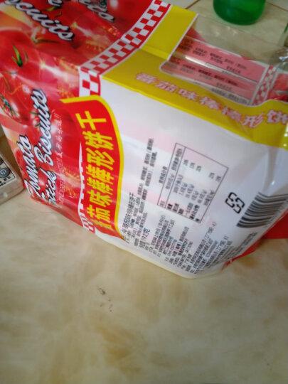 Aji 饼干蛋糕 儿童零食 棒棒形手指饼干 番茄味 192g/袋 晒单图