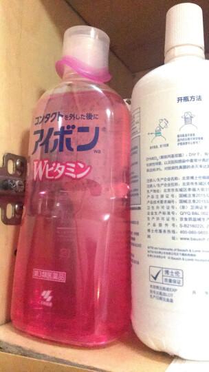【包邮包税】日本原装小林制药(KOBAYASHI)洗眼液润眼液500ml 眼部清洗液眼药水 粉色3~4度 双倍维生素 晒单图