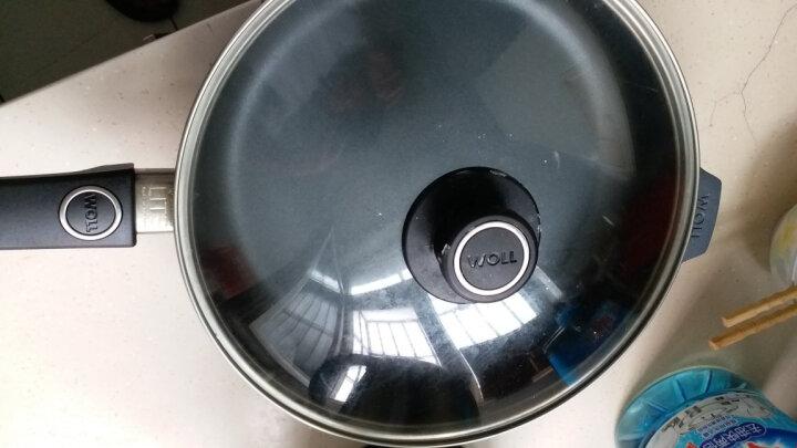 弗欧(WOLL) 德国制造不粘锅 钻石系列28CM煎锅平底锅不粘锅煎炒锅少油烟锅具 晒单图