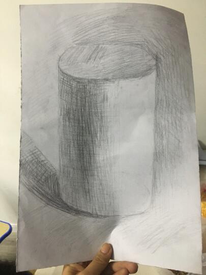 少年儿童美术培训专用教材系列丛书:素描组合石膏几何体写生教程(12岁-18岁) 晒单图