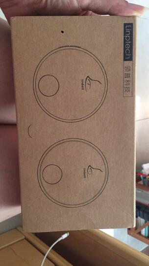领普门铃 无线家用自发电防水远距离智能门铃老人呼叫器 G2 配件-单独室外机(按铃) 晒单图