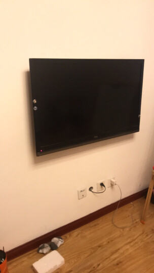 NB 757-L400(32-70英寸)电视挂架电视架电视机挂架电视支架旋转伸缩壁挂小米夏普海信等部分通用55/60/65 晒单图