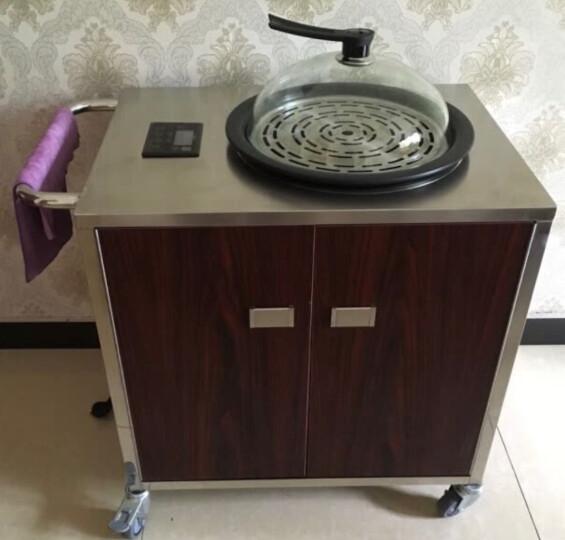 尚蒸鼎蒸汽火锅设备移动餐车智能蒸汽专用餐车推车 晒单图