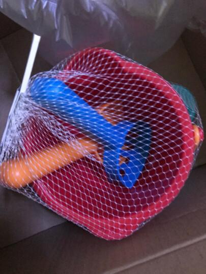 德国(Hape)儿童玩具玩雪挖沙玩沙9件套送收纳袋铲子沙桶户外玩具1-3-6岁男女孩生日礼物 18个月+ suit0079 晒单图