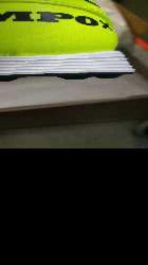 耐克 NIKE 足球鞋男 TIEMPO TF 传奇人草耐磨运动 男鞋碎钉足球鞋 819216-707荧光黄/荧光黄/黑色 40.5 晒单图