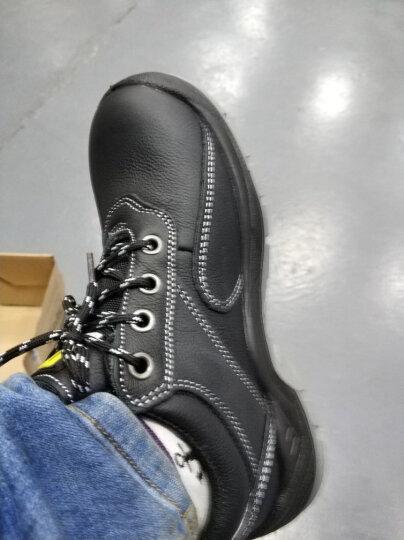 霍尼韦尔 /Honeywell SP2012202  安全鞋 耐磨透气保护足趾防刺穿安全鞋 黑色 42码 1双 晒单图