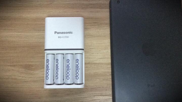 爱乐普(eneloop)充电电池5号五号2节高性能镍氢适用数码遥控玩具3MCCA/2W无充电器 晒单图