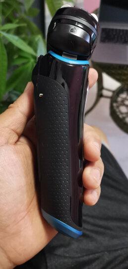 博朗(BRAUN)电动剃须刀全身水洗往复式刮胡刀德国整机进口四刀头9系9280CC智能声波科技 晒单图