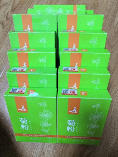 久衡(JH)菊粉 菊糖 水溶性膳食纤维低聚木糖水苏糖益生元 8g*10袋/盒 6盒 晒单图