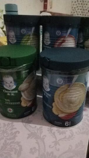 嘉宝(Gerber)婴儿辅食 南瓜味 宝宝米粉米糊2段250g(6个月至36个月适用) 晒单图