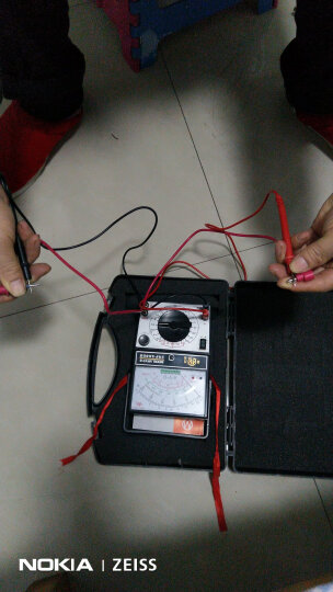 精明鼠(noyafa)NF-706视频监控寻线仪 测试仪 追线器 监控测线器 电话线测试仪 查线仪 工程宝 晒单图