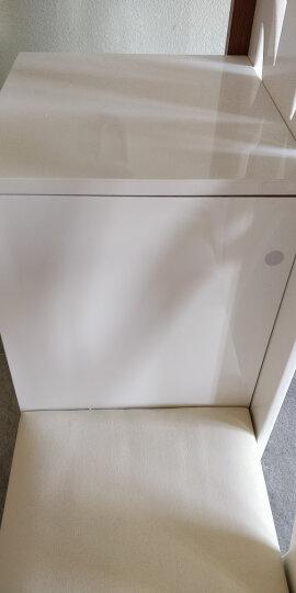 华纳斯 屏风  鞋柜屏风柜玄关间厅柜隔断镂空雕花 咖啡色(571款) 2M高 晒单图