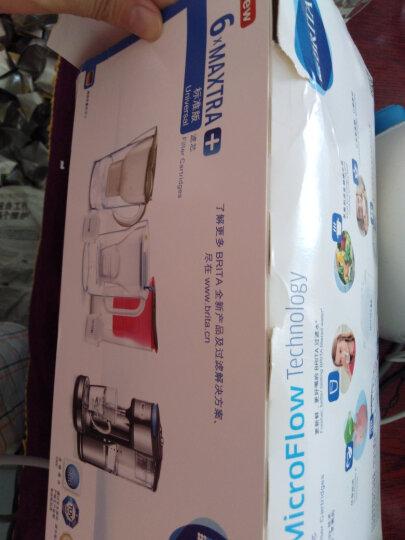 碧然德(BRITA) 家用滤水壶 净水壶滤芯 Maxtra 多效滤芯 6枚装 晒单图