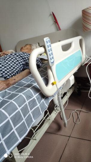 迈德斯特 护理床家用多功能瘫痪病人翻身医疗床老人医院医用电动病床 手电动一体MD-E20 晒单图