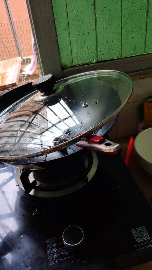 美厨(maxcook)玻璃盖汤锅盖 煎锅盖蒸锅盖20厘米 MPG220T (可视 加厚 防溢 防烫) 晒单图