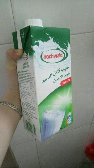 【中粮我买网】好沃德(Hochwald)全脂牛奶1L*12德国进口 晒单图