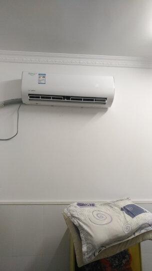 美的(Midea)美的 大1匹/1.5匹 一级能效全直流变频空调挂机壁挂式冷暖家用防直吹卧室挂机空调 KFR-35GW/BP3DN8Y-PH200(B1 晒单图