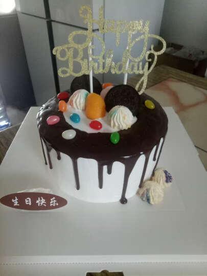 金钻植物淡奶油1L植脂甜味稀奶油雪媚娘泡芙慕斯蛋糕裱花烘焙原料 晒单图