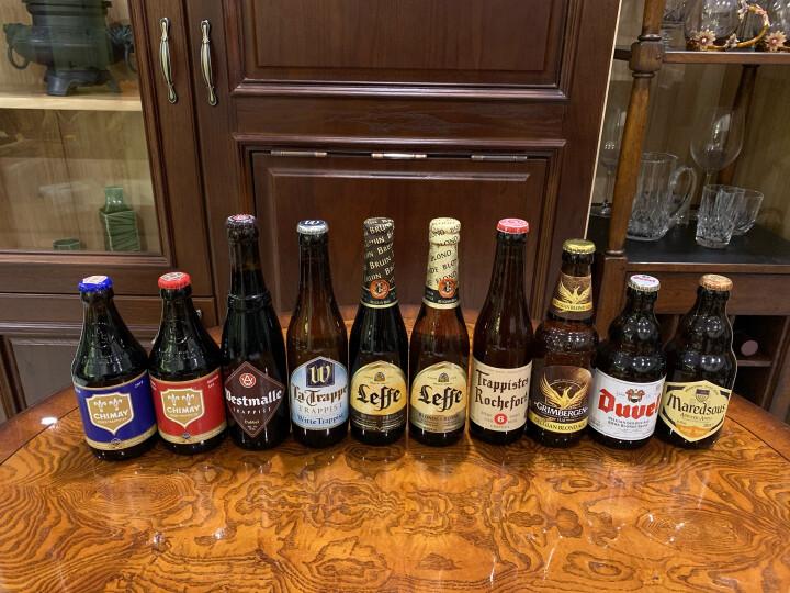 【多国精酿啤酒/果啤组合】 比利时/英国/美国/法国/荷兰/克罗地亚等 套餐套装 多国组合24支装 晒单图