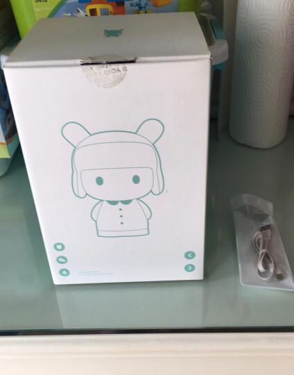 小米米兔智能故事机 儿童智能机器人 男孩女孩益智玩具 0-1-3-6岁点读机 学习机 mini蓝牙版粉色小蜜蜂套装 晒单图