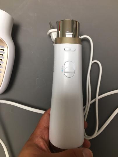飞利浦(PHILIPS)卷直发器 养护 直卷发 造型 卷发棒 电吹风造型梳HP8663 晒单图