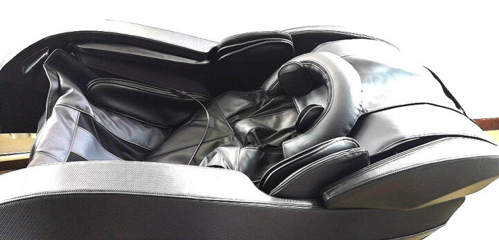 迪斯(Desleep)美国迪斯全自动全身按摩椅家用太空豪华舱电动老人多功能精选推荐智能按摩椅A12L 香槟金 晒单图