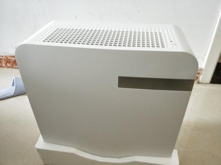 【无耗材黑科技】豹米(Baomi)空气净化器家用除甲醛负离子消毒机雾霾去烟异味负离子杀菌卧室内小型 牛奶白+滤芯 晒单图