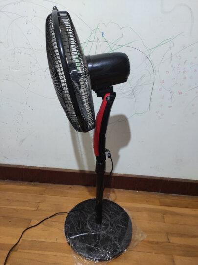 美的(Midea)FS40-13ER 旗舰款电风扇/五叶遥控落地扇/家用静音风扇 晒单图