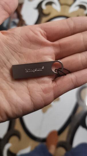 金士顿(Kingston)靓闪侠U盘高速USB3.0个性猪年新年快乐定制logo刻字金属防水迷你车载 鸡年吉祥(数码彩印定制) 晒单图
