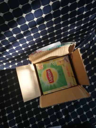 立顿Lipton  绿茶 茶叶 办公室下午茶 袋泡茶包 独立铝箔锁鲜包 2g*80包 晒单图