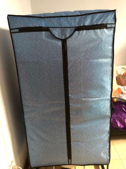 格力(GREE)干衣机/烘干机 家用衣服双层衣柜婴儿衣物暖风机 容量10kg 功率1200w 机械式按键NFA-12A-WG 晒单图