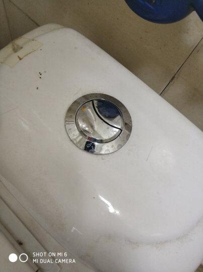 菲时达(Feishida) 通用老式抽水马桶坐座便水箱配件浮球进水阀排水阀冲水水箱按钮 连体简易21cm套装 晒单图