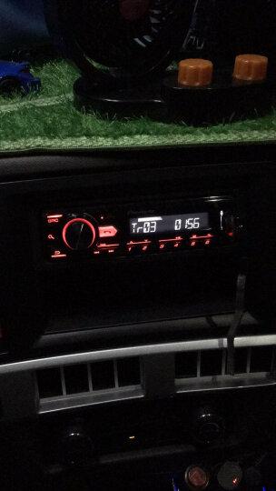 先锋汽车音响MVH-245BT无机芯车载播放器改装主机无损格式带蓝牙 晒单图