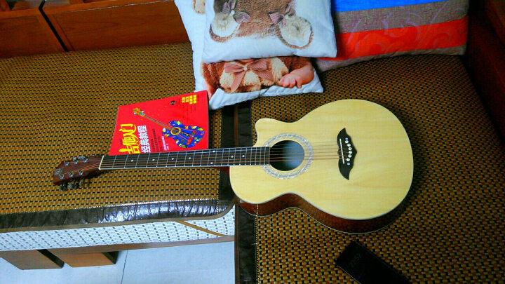吉他自学一本通:120首弹唱曲超精选  晒单图