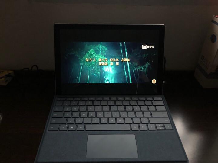 【灰钴蓝键盘套装】微软(Microsoft)Surface Pro(第五代)二合一平板电脑笔记本(Core M3 4G 128G) 晒单图