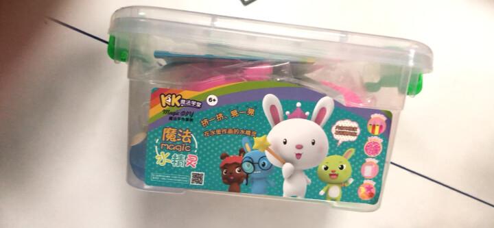 智高(ZHIGAO)KK魔法乐园 6色儿童手指画可水洗涂鸦颜料 绘画印章写生文具40ML  晒单图