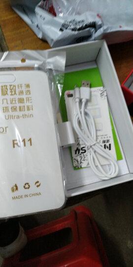 【二手9成新】OPPO R11安卓手机智能拍照学生游戏老人备用二手手机 金色 全网通(4G RAM+64ROM) 晒单图