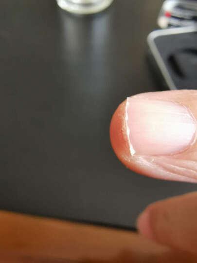 双立人(ZWILLING)超薄指甲钳指甲剪指甲刀精美铁盒装真皮套送礼高大上 42440-000 指甲剪套盒 晒单图