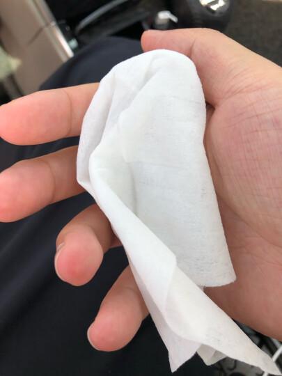飞利浦新安怡 英国品牌 AVENT 婴儿唇部手部柔润湿巾湿纸巾80抽3连包SCF985/30 晒单图