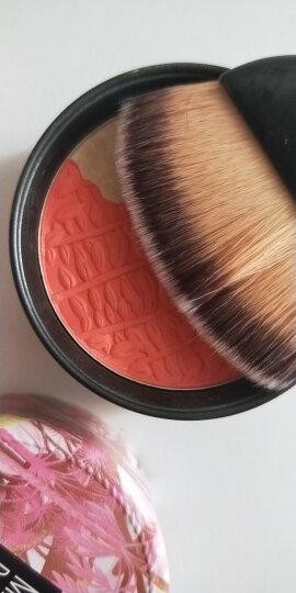 玛丽黛佳腮红 裸妆保湿自然提亮肤色修容高光腮红胭脂粉女元气风动三色腮红 A1010-2雨林粉 晒单图