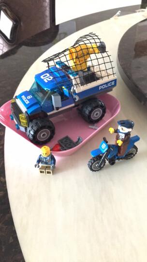 乐高(LEGO)积木 城市组系列City山地追击5-12岁 60172 儿童玩具车 男孩女孩生日礼物 晒单图