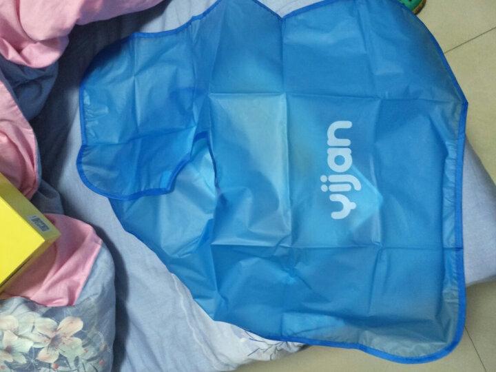 易简(yijan)婴儿童理发器 充电宝宝剃头器 电推剪理发器 防水静音理发器 HK500A黄猴 晒单图