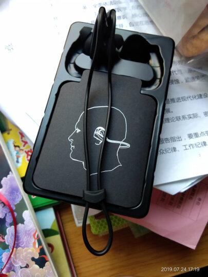 漫步者(EDIFIER) W435BT无线蓝牙耳麦便携耳机入耳式 官方全新未拆封 魅力红 晒单图