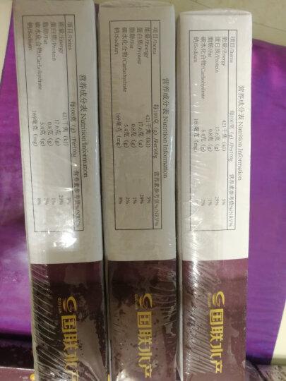 国联 冷冻南美白虾 净重400g 20-24只/盒 火锅 烧烤食材 晒单图