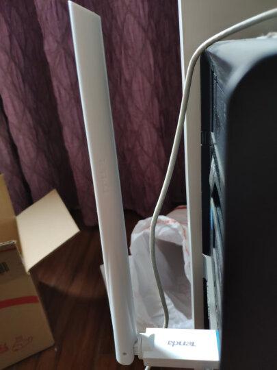 腾达(Tenda)U2免驱版 USB无线网卡 随身WiFi接收器 台式机笔记本通用 扩展器 晒单图