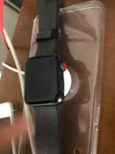 绿联 无线充电器适用apple watch1/2/3/4/5代苹果手表充电数据线iWatch无线磁力 白色 1米 晒单图